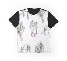 Veggies and Veggies Graphic T-Shirt