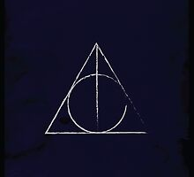 Harry potter  and the Deathly Hallows by ShawnRF