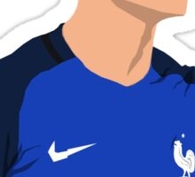 Antoine Griezmann Goal Celebration Sticker