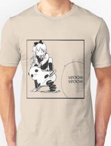 Kyouko Being cute Yuru Yuri  Unisex T-Shirt