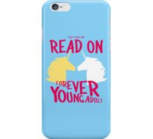Keep Calm and Read On, FYA iPhone Case/Skin