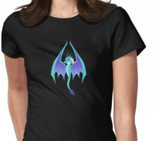 Sky Ember Womens Fitted T-Shirt