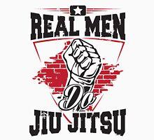 Real men do jiu jitsu Unisex T-Shirt