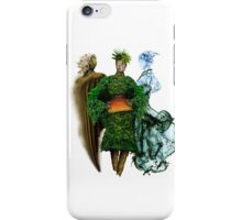 The Gods of the Earth iPhone Case/Skin