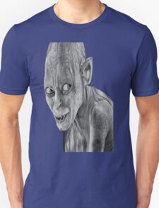 lord of the rings-smygl-golum Unisex T-Shirt