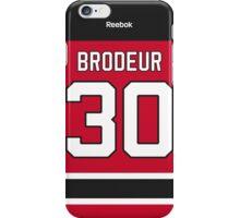New Jersey Devils Martin Brodeur Jersey Back Phone Case iPhone Case/Skin