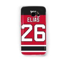 New Jersey Devils Patrik Elias Jersey Back Phone Case Samsung Galaxy Case/Skin