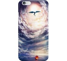Norse Funeral iPhone Case/Skin