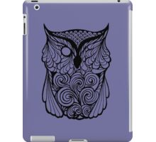 One Eyed Owl iPad Case/Skin
