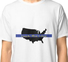 Back the Blue United States Classic T-Shirt