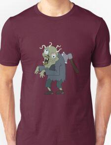 Zombie man  Unisex T-Shirt