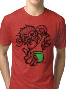 Lab Monkey Tri-blend T-Shirt
