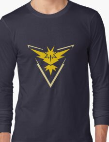 TEAM INSTINCT LOGO Long Sleeve T-Shirt