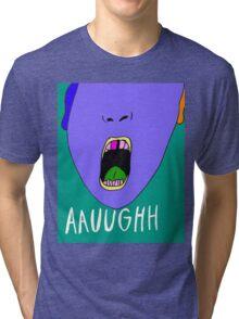Aauughh Tri-blend T-Shirt