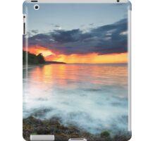Isle Of Wight Sunset iPad Case/Skin