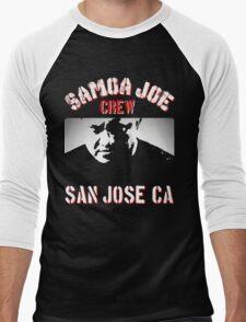 samoa joe crew  Men's Baseball ¾ T-Shirt