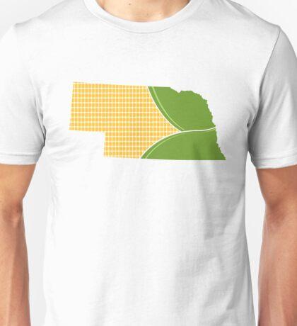 Cornfed Nebraska Unisex T-Shirt