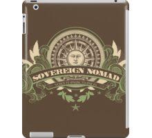 SOVEREIGN NOMAD iPad Case/Skin