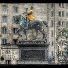 The Black Prince does Le Tour!  by Glen Allen
