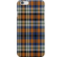 02374 Westchester County, New York Fashion Tartan  iPhone Case/Skin