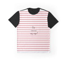 Crepe? 2 Graphic T-Shirt