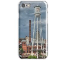 Lucky Strike in Downtown Durham iPhone Case/Skin
