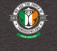People of Tomorrowland Flags logo Badge - Ireland - Irish - Éire - Irlande Unisex T-Shirt