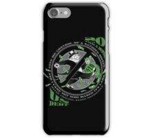 FED UP iPhone Case/Skin