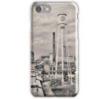 Durham's Lucky Strike in Black and White iPhone Case/Skin