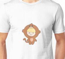 monkey tae-tae Unisex T-Shirt