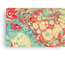 Abstract Painting ; Coast Canvas Print