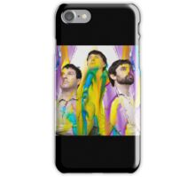 Animal Collective Colorful iPhone Case/Skin