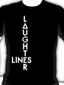 Bastille - Laughter Lines #2 T-Shirt