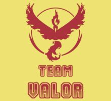 Pokemon Go: Team Valor One Piece - Short Sleeve