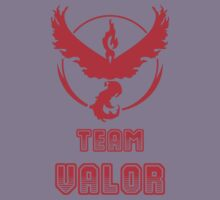 Pokemon Go: Team Valor Kids Tee