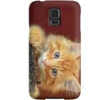 Ginger Kitten Samsung Galaxy Case/Skin