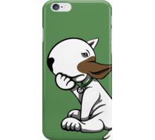 English Bull Terrier Blitz iPhone Case/Skin