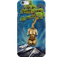Branches of Time iPhone Case/Skin