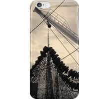 New Bedford Waterfront XVII Toned iPhone Case/Skin