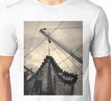 New Bedford Waterfront XVII Toned Unisex T-Shirt