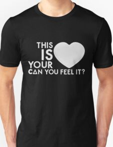 Bastille - Laura Palmer #4 (This Is Your Heart, Can You Feel It?) T-Shirt