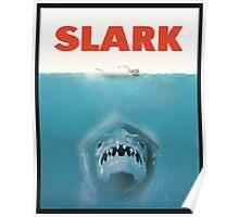 JAWS OF SLARK Poster