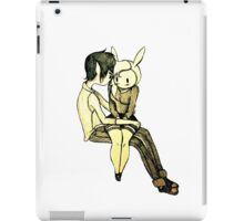 Marshall Lee and Fionna iPad Case/Skin