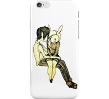 Marshall Lee and Fionna iPhone Case/Skin