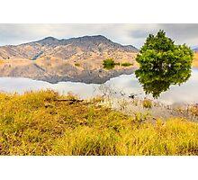 Lake Kaweah in California Photographic Print