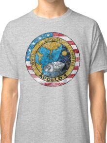 Apollo 1 Vintage Emblem Classic T-Shirt