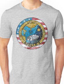 Apollo 1 Vintage Emblem Unisex T-Shirt