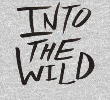 Into the Wild x BW Kids Tee