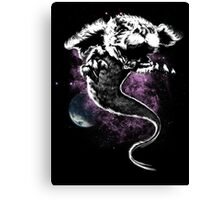 The Ever Cosmic Story Canvas Print