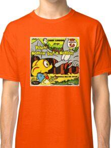 Vintage Record Cartoon Classic T-Shirt